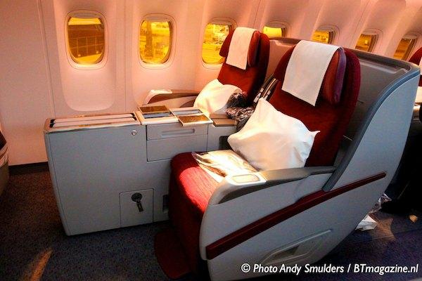 BUSINESS CLASS SPECIAL QATAR AIRWAYS - Business Travel MagazineBusiness Travel Magazine