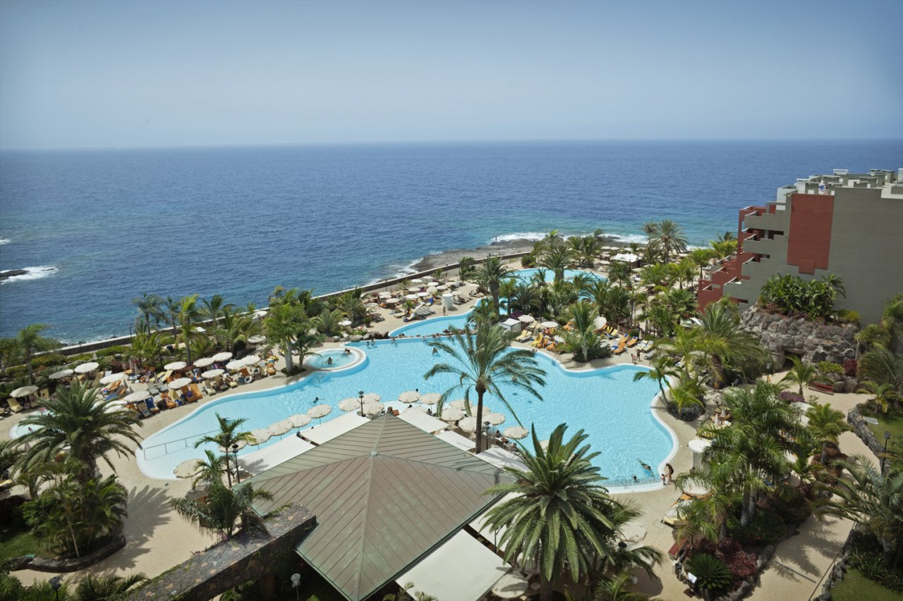 Roca nivaria review business travel magazinebusiness for Adrian hoteles jardin de nivaria tenerife