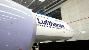 LUFTHANSA INTRODUCTION BOEING 747-800