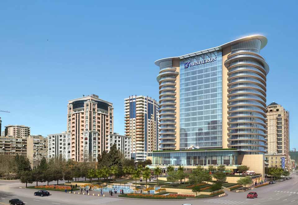 Marriott Hotel In Baku Azerbaijan