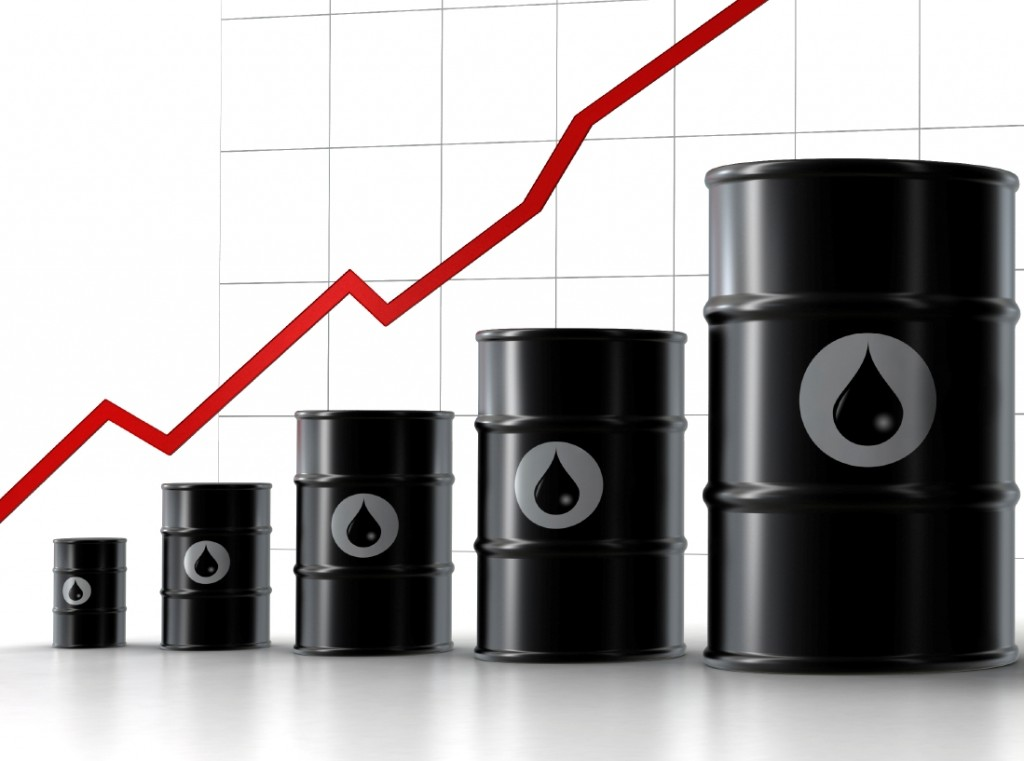 Oil prices rise as global markets firm, dollar comes off highs ...