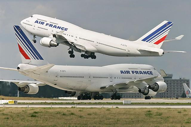 Air france asks passengers for cash to refuel business for Air france vol interieur
