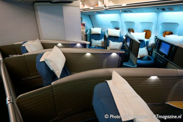 Cathay Pacific Business Class Ams-HKG-AMS — Trip Reports ...