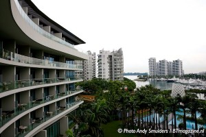 W Singapore Sentosa Cove Hotel by Andy Smulders / Persfoto.com
