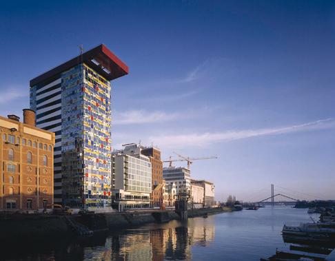 INNSIDE By Meliu00e1 Opens In Dusseldorf Germany - Business Travel MagazineBusiness Travel Magazine