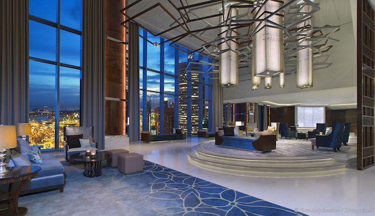 The westin doha hotel spa to open in late 2014 in qatar for Design hotel qatar