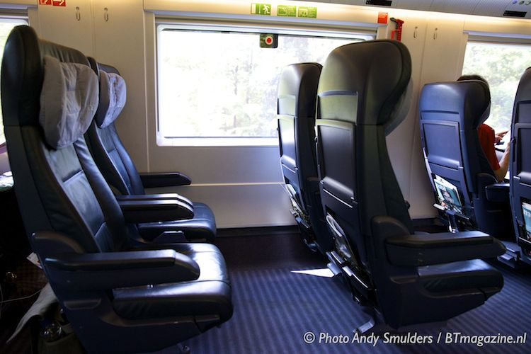 Ice trein van utrecht naar frankfurt business travel for Interieur utrecht
