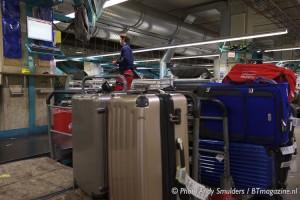 ZURICH AIRPORT BAGGAGE HANDLING