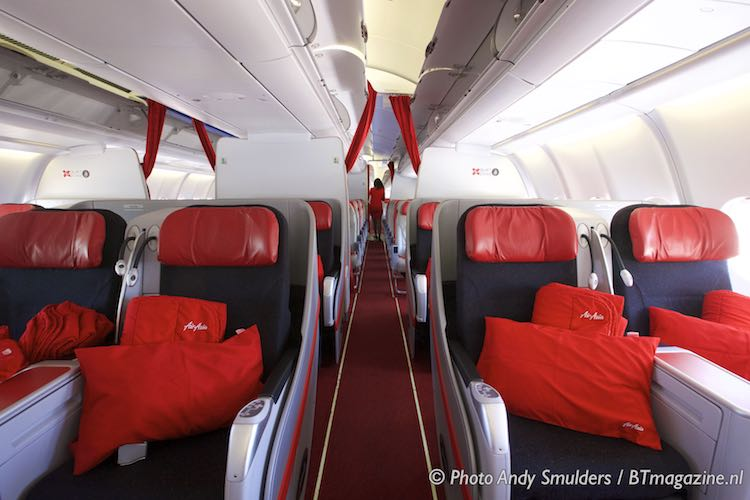 Airasia X Quite Zone And Business Class Premium Bed Review