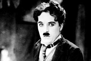 'America, I am coming to conquer you' Ö Charlie Chaplin in The Gold Rush (1925).