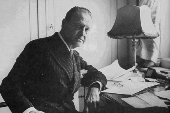 The Dream by W. Somerset Maugham
