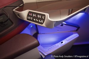 QATAR AIRWAYS BUSINESS CLASS B787