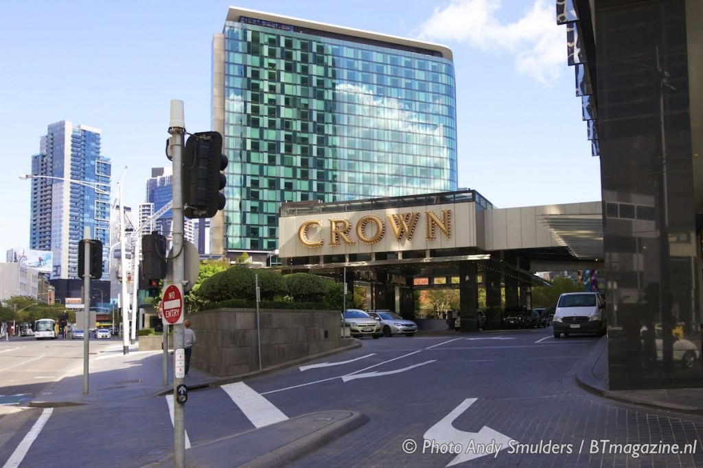 Crown Towers Spa Melbourne