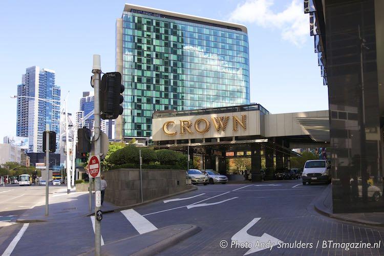 Melbourne Crown Casino Hotel