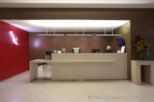 QANTAS DOMESTIC AND INTERNATIONAL BUSINESS LOUNGES