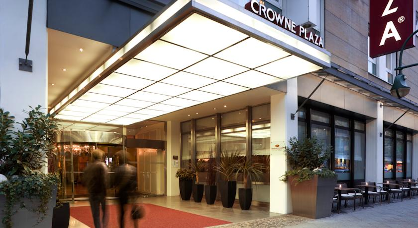 Crowne Plaza Berlin City Centre Hotel