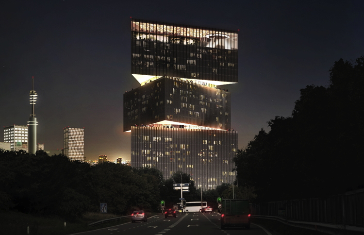 650 Room Nhow Amsterdam Rai Announced As Largest Hotel In