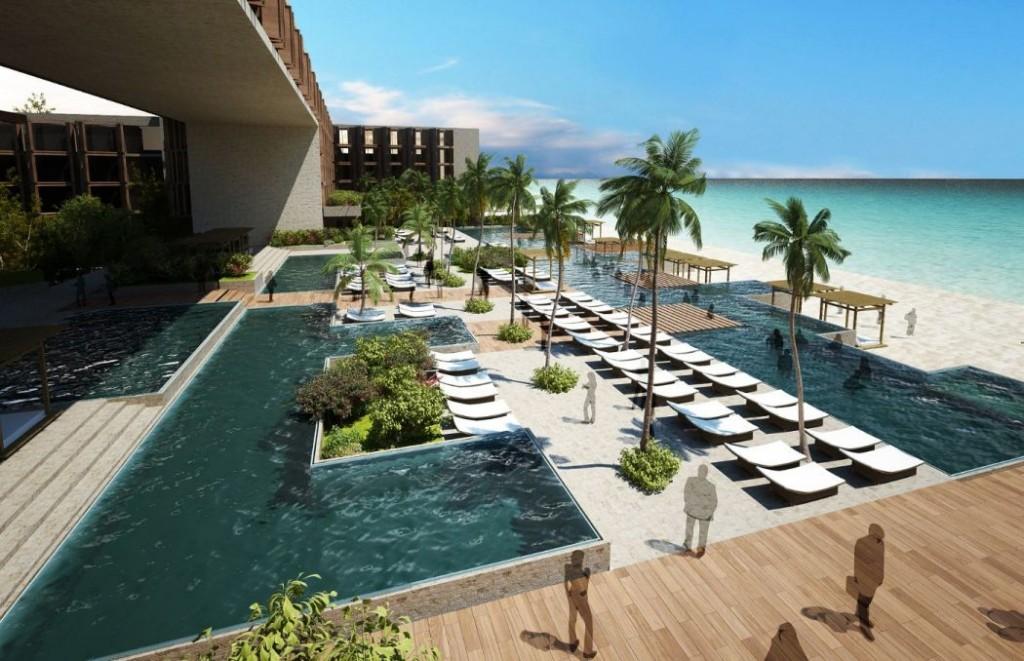 Fusion Beach Hotel Carmen