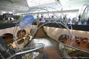 TURKISH AIRLINES CIP BUSINESS LOUNGE ISTANBUL
