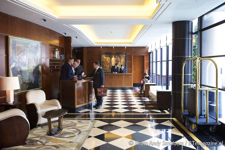 The Beaumont Hotel London Business Travel