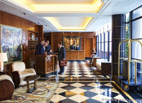 THE BEAUMONT HOTEL LONDON