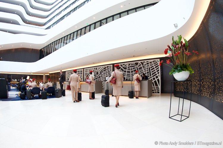 Hilton New Amsterdam Airport Schiphol Business Travel
