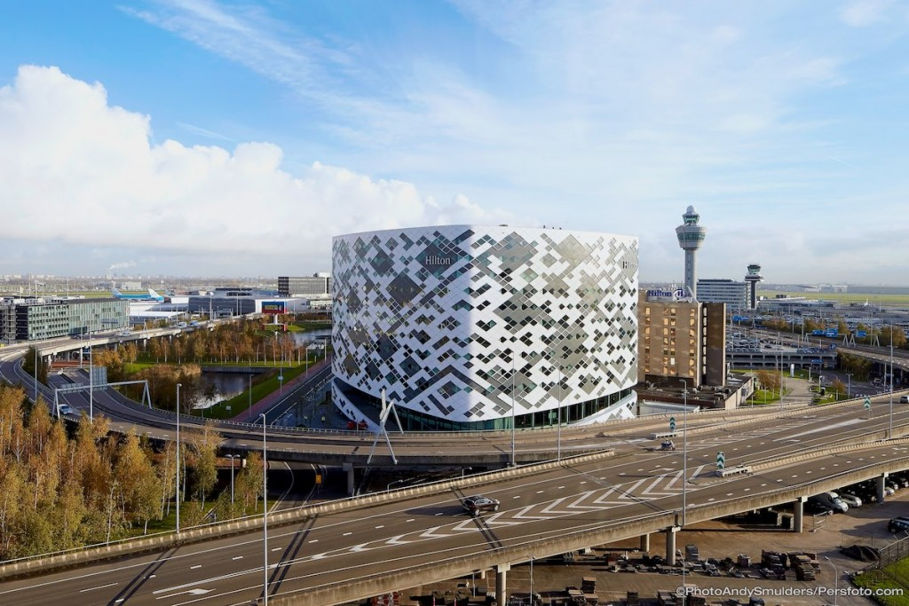 hilton new amsterdam airport schiphol business travel