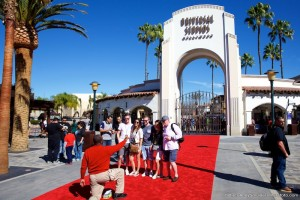 UNIVERSAL STUDIO HOLLYWOOD LOS ANGELES