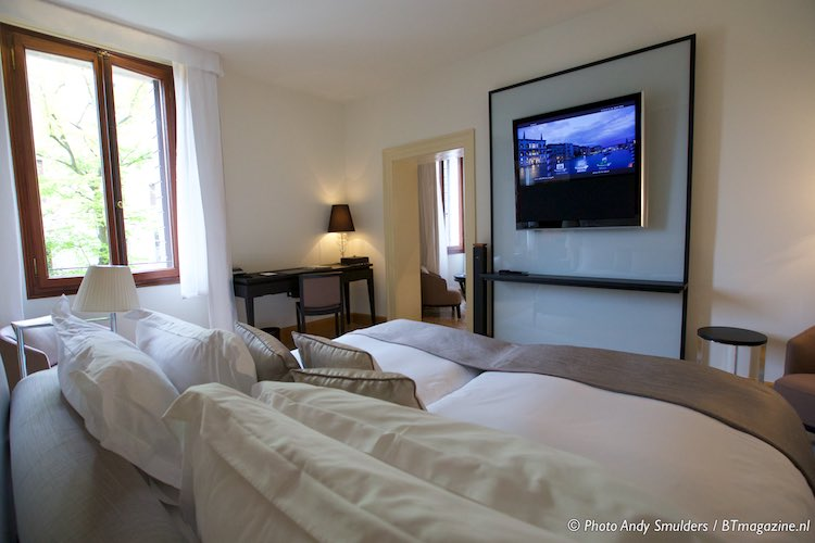 Aman Canal Grande Venice Hotel Business Travel