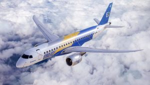 Embraer Announces First Flight Of E190-E2
