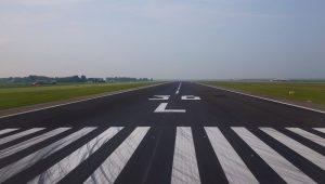 POLDERBAAN 34L AIRPORT SCHIPHOL